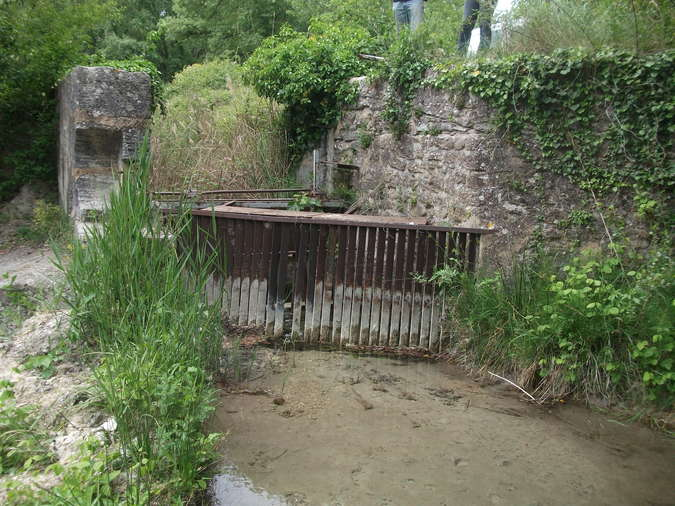 Visuel 1/4 : Canal St Martin à Taulignan