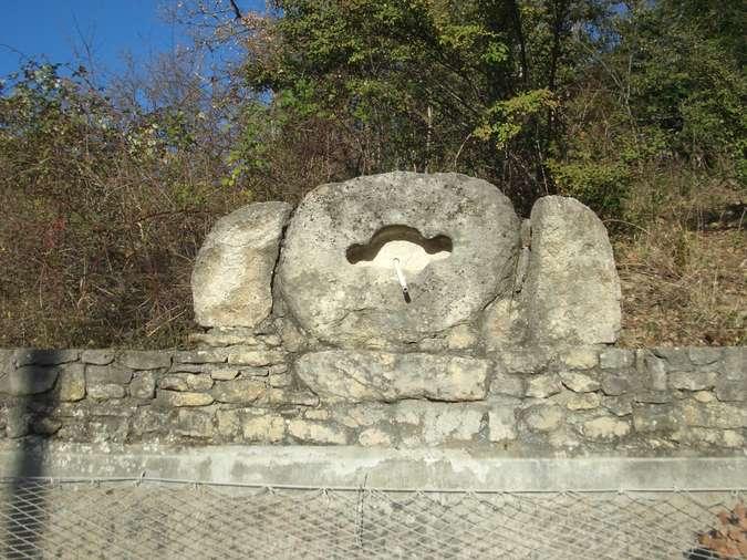 Visuel 1/1 : Contre-poids de pressoir gallo-romaine