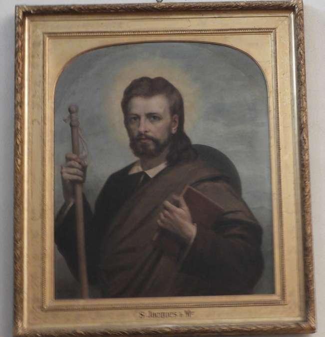Visuel 1/1 : Tableau Saint-Jacques Le Majeur