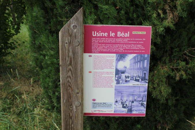 Visuel 2/6 : Chemin de la soie du musée de la soie