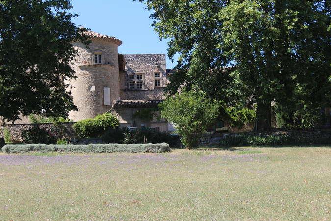 Visuel 1/2 : château de Pontaujard