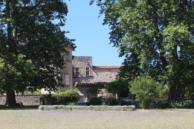 Visuel 2/2 : château de Pontaujard