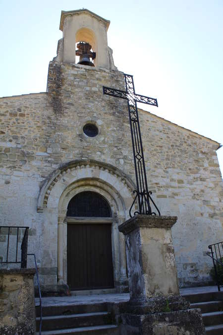 Visuel 1/5 : Eglise St Pierre de Vesc