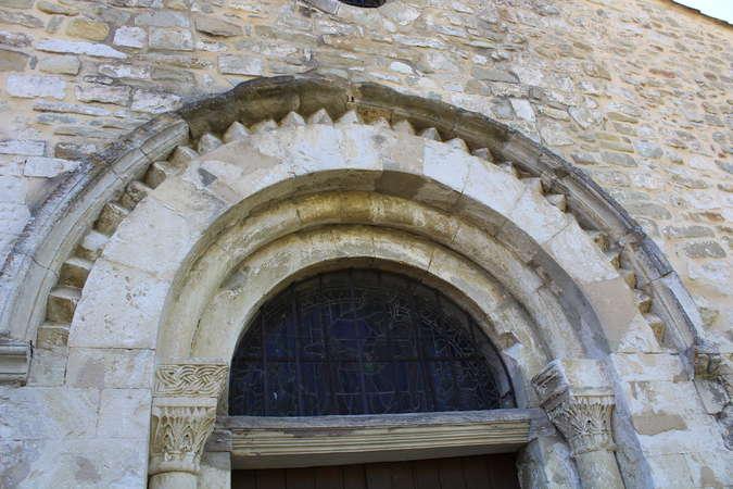 Visuel 5/5 : Eglise St Pierre de Vesc