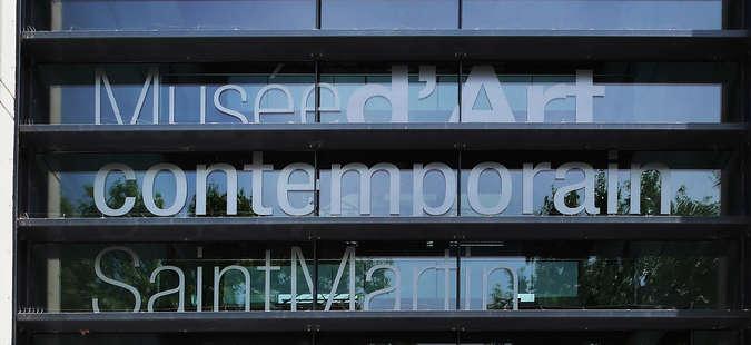 Visuel 2/2 : Musée d'art contemporain Montélimar-agglomération