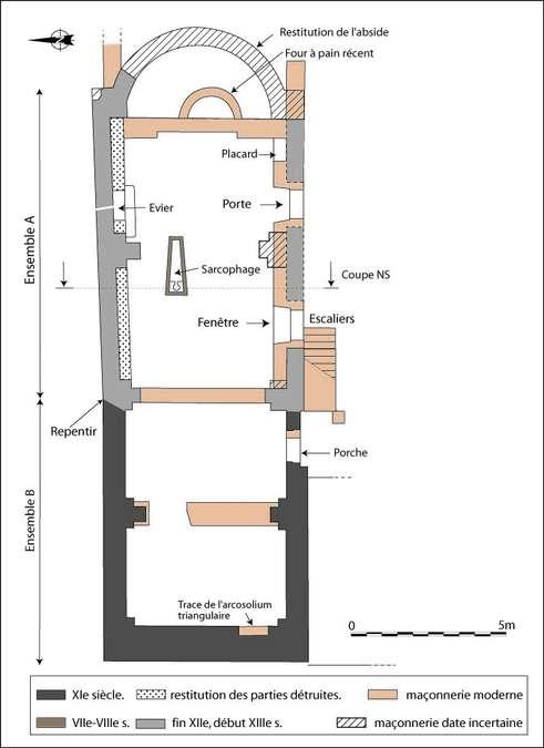 Visuel 1/1 : Chapelle de St-Martin des Ormeaux