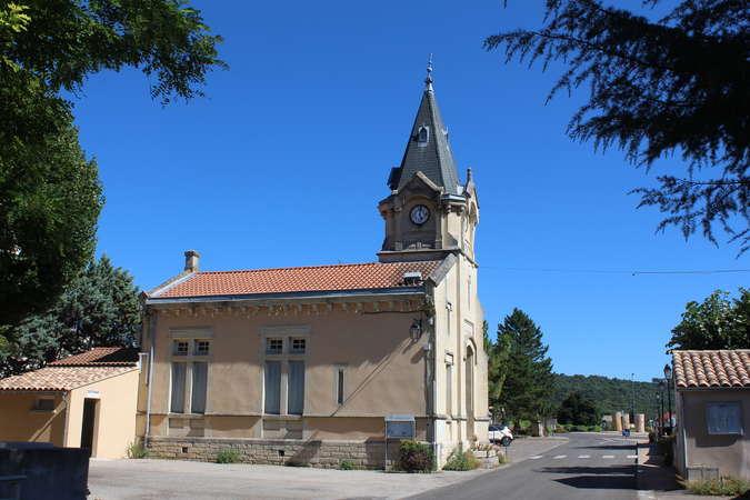 Visuel 1/1 : Mairie  St-Pantaléon-les-Vignes