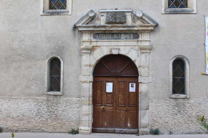 Visuel 1/2 : Temple Eglise Réformée
