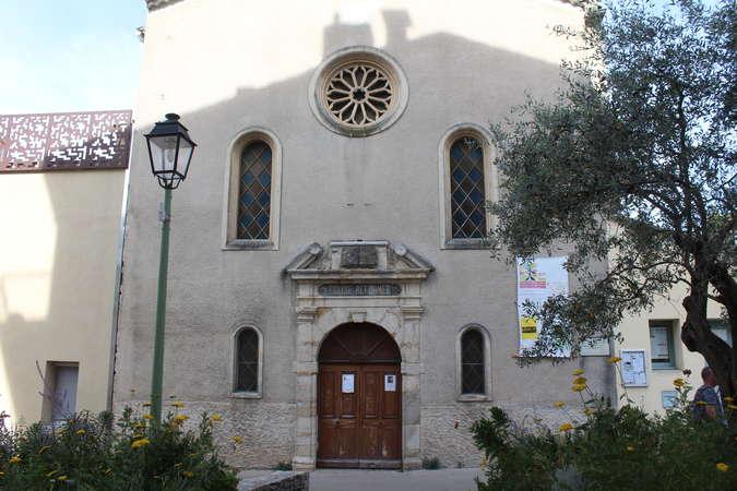 Visuel 2/2 : Temple Eglise Réformée