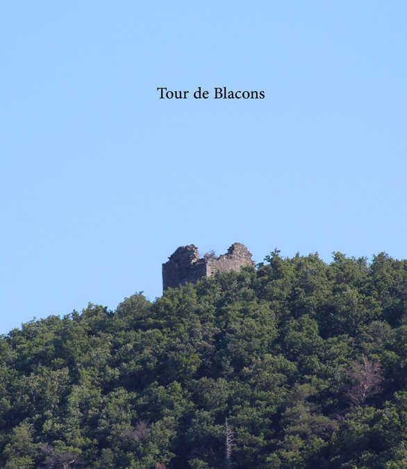 Visuel 2/2 : Tour de Blacons