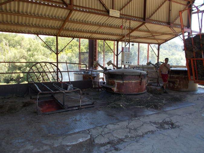 Visuel 1/4 : Distillerie pour l'essence de lavande