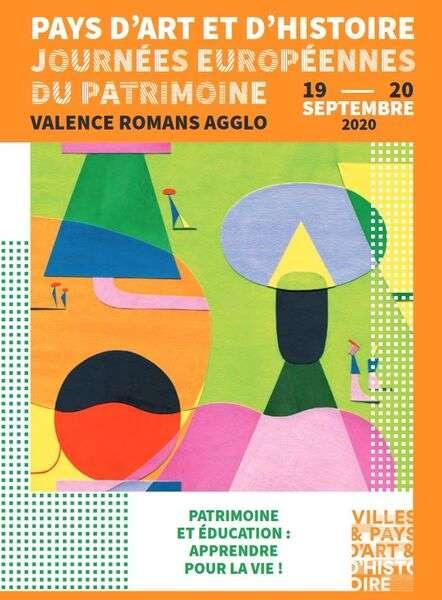 Visuel 1/1 : Visite de la Brasserie Romanaise : Journées Européennes du Patrimoine 2020