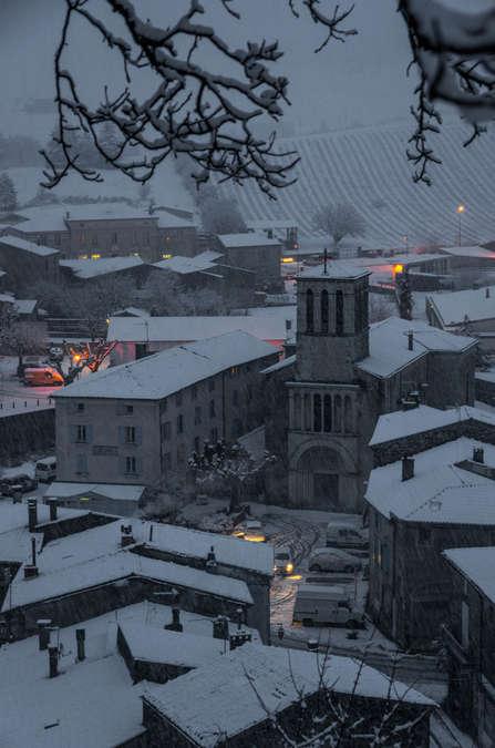 Visuel 2/10 : L'Eglise catholique de Bourdeaux