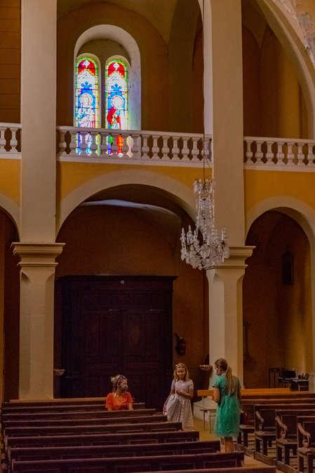Visuel 5/10 : L'Eglise catholique de Bourdeaux