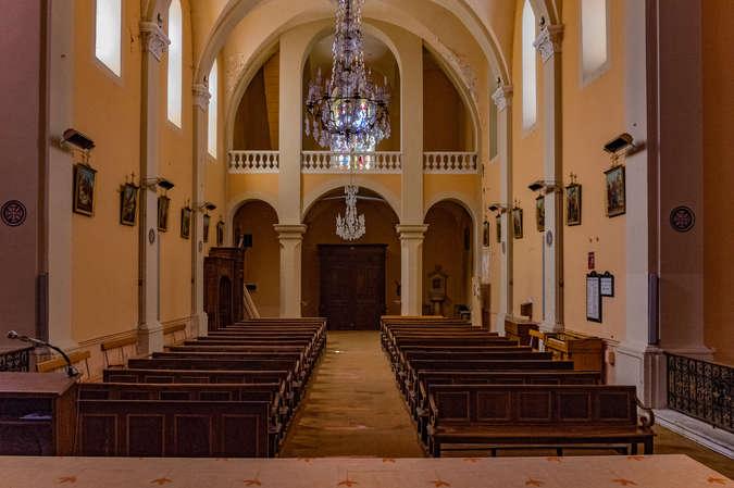 Visuel 6/10 : L'Eglise catholique de Bourdeaux