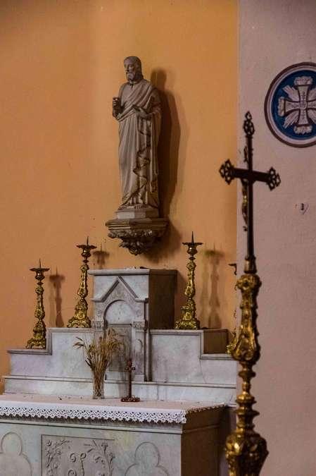Visuel 7/10 : L'Eglise catholique de Bourdeaux