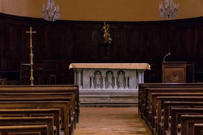 Visuel 8/10 : L'Eglise catholique de Bourdeaux