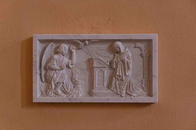 Visuel 9/10 : L'Eglise catholique de Bourdeaux