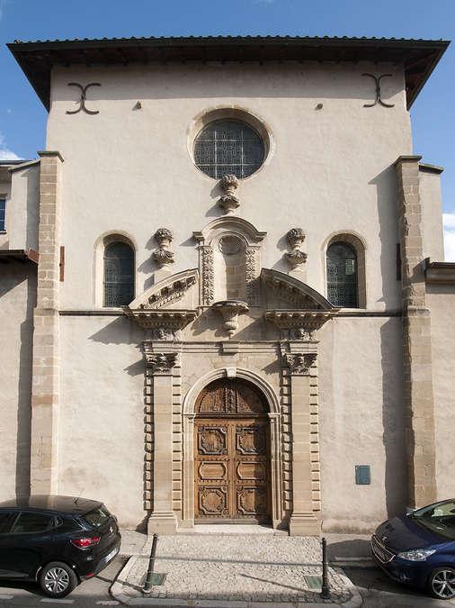 Visuel 2/11 : Façade (chapelle des Cordeliers)
