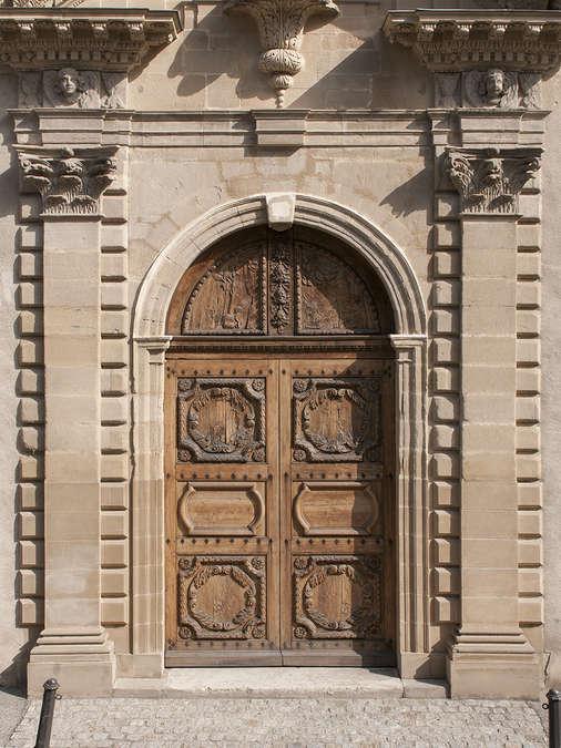 Visuel 3/11 : Façade (chapelle des Cordeliers)