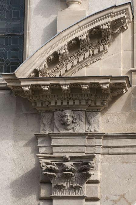 Visuel 1/11 : Façade (chapelle des Cordeliers)