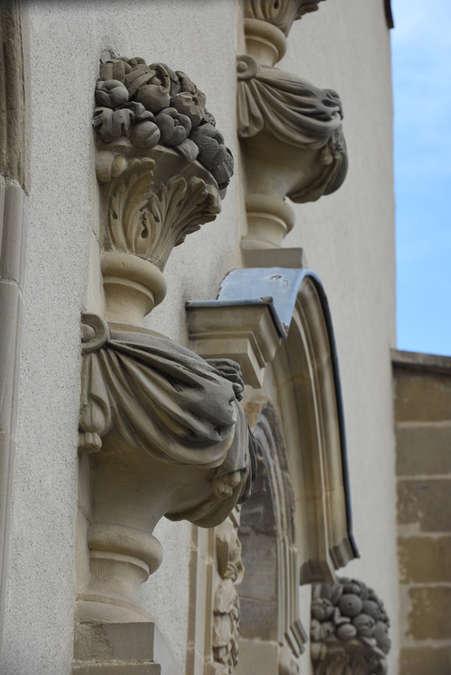 Visuel 6/11 : Façade (chapelle des Cordeliers)