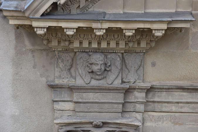 Visuel 4/11 : Façade (chapelle des Cordeliers)
