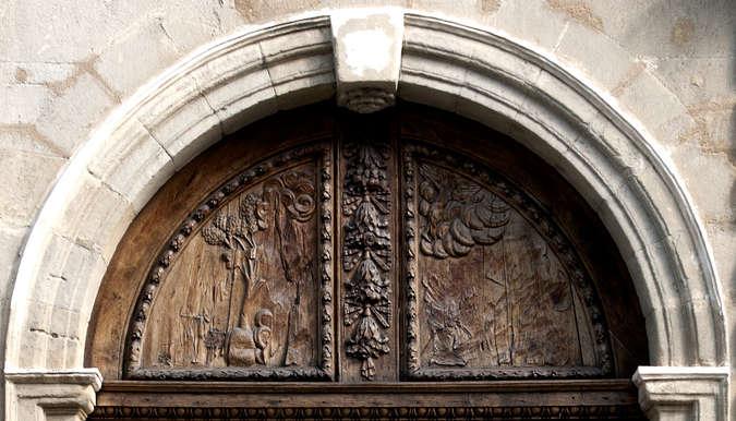 Visuel 8/11 : Façade (chapelle des Cordeliers)
