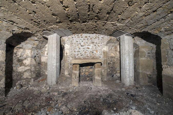 Visuel 1/4 : Crypte (chapelle des Cordeliers)