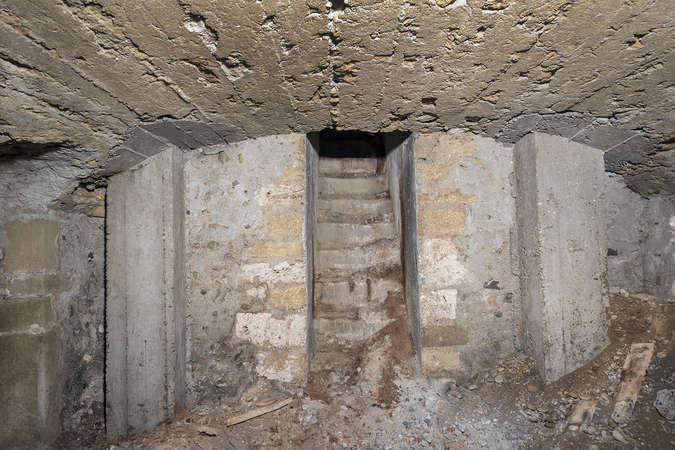 Visuel 2/4 : Crypte (chapelle des Cordeliers)
