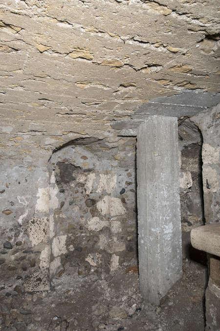 Visuel 4/4 : Crypte (chapelle des Cordeliers)