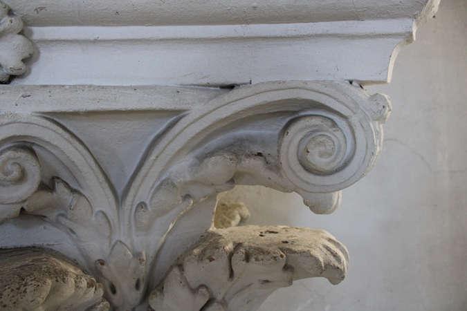 Visuel 2/4 : Chapiteaux (chapelle des Cordeliers)