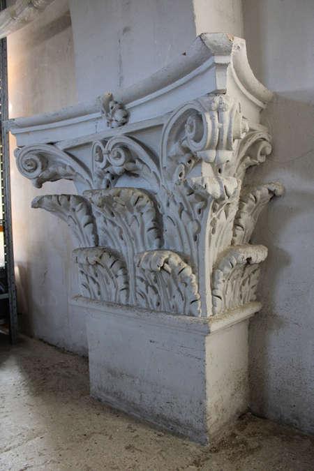 Visuel 3/4 : Chapiteaux (chapelle des Cordeliers)