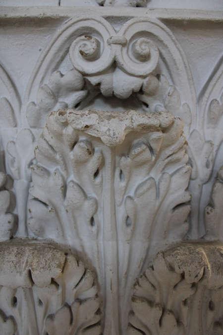 Visuel 4/4 : Chapiteaux (chapelle des Cordeliers)