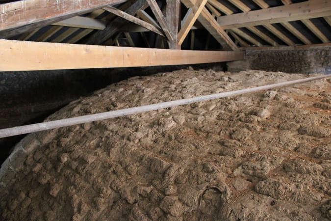 Visuel 3/5 : Tourelle d'escalier, voûtes et charpente (chapelle des Cordeliers)