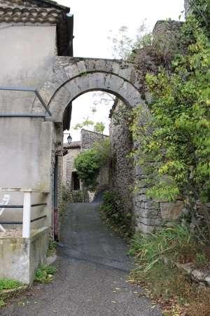 Visuel 1/1 : Porte sud de l'ancien rempart