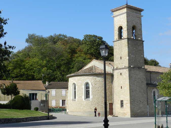 Visuel 1/2 : Eglise Sainte-Anne