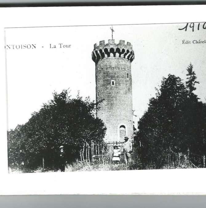 Visuel 1/1 : La tour du Calvaire