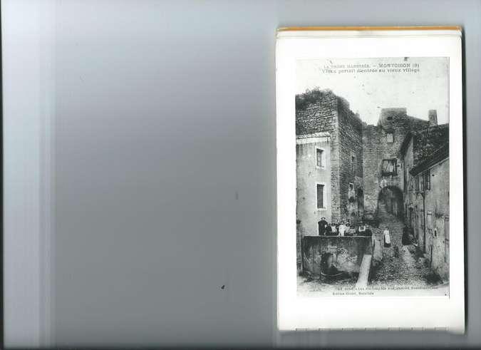 Visuel 3/3 : La porte médiévale