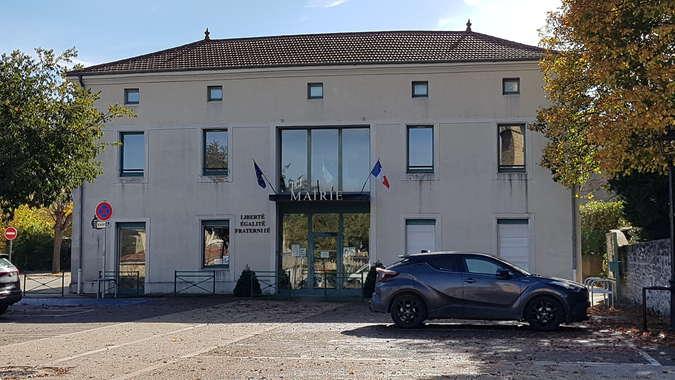 Visuel 1/3 : La mairie