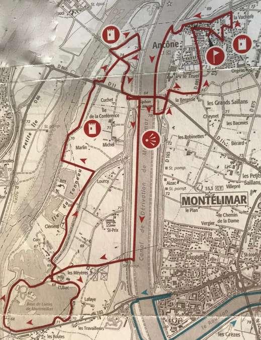 Visuel 1/12 : Des quais d'Ancône aux îles du Rhône (à pied ou à VTT)