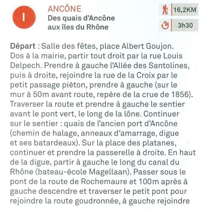 Visuel 8/12 : Des quais d'Ancône aux îles du Rhône (à pied ou à VTT)