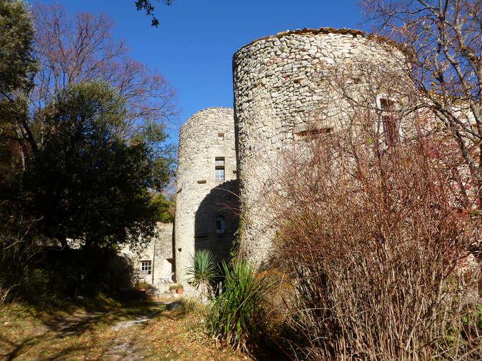 Visuel 1/1 : Château de La Roche (propriété privée)