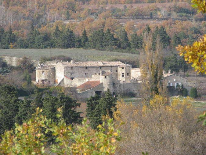 Visuel 1/1 : Château d'Alençon, maison forte (Propriété privée)