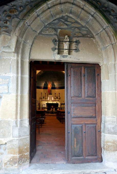 Visuel 2/2 : Chapelle de Châtenay