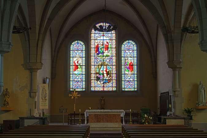 Visuel 2/2 : L'église Saint-Pierre