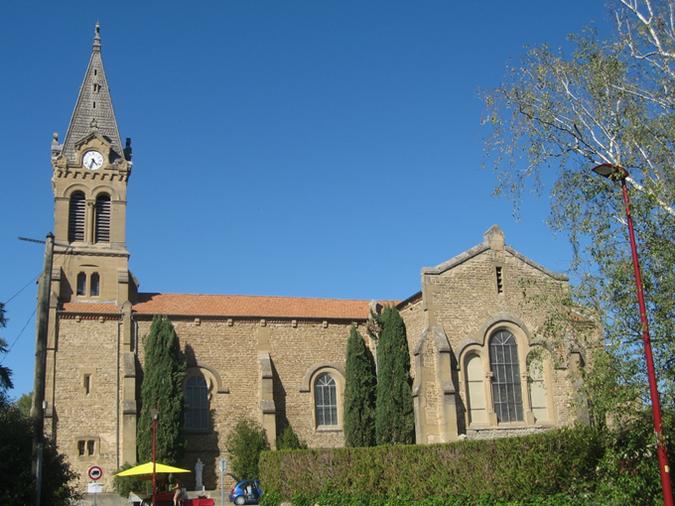 Visuel 1/2 : L'église Saint-Pierre