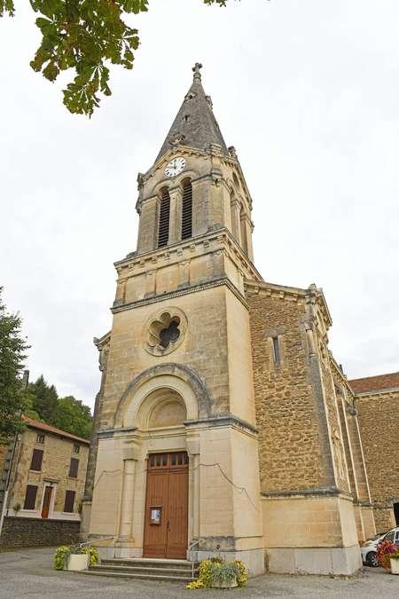 Visuel 1/2 : Eglise Saint-Etienne