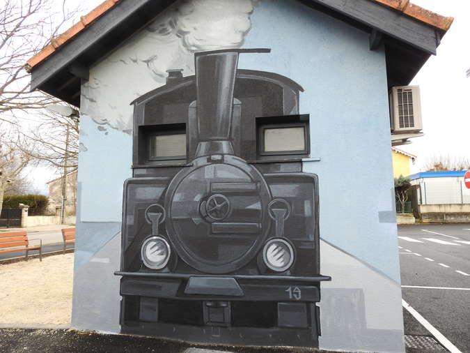Visuel 4/5 : Le petit train du picodon