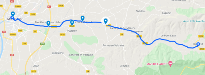 Visuel 4/4 : Le petit train du picodon